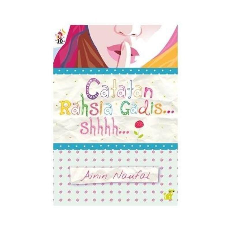 Catatan Rahsia Gadis… Shhh… 9789833357536 Malaysia