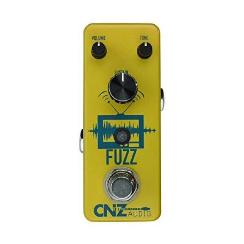 CNZ Audio Fuzz Guitar Effects Pedal, True Bypass Malaysia