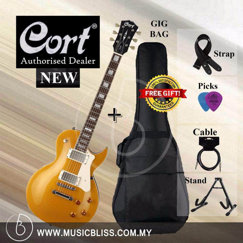 Cort CR200 Electric Guitar (Gold Top) Malaysia