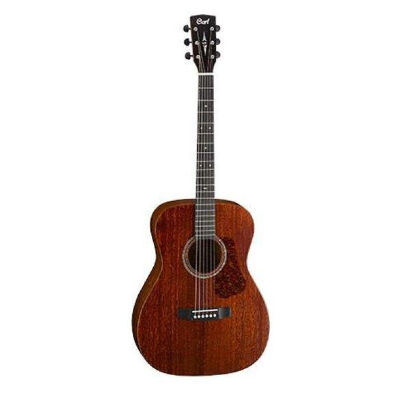 CORT L450 CL All Mahogany + Solid Top Concert Size Acoustic Guitar Malaysia