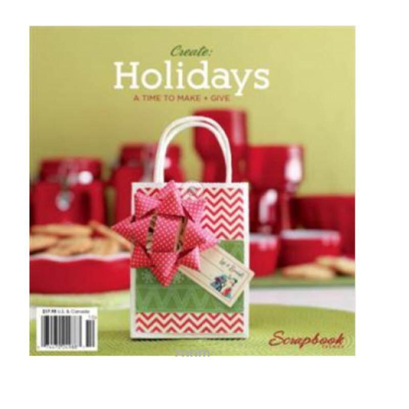 Create: Holidays Idea Book 4 Malaysia