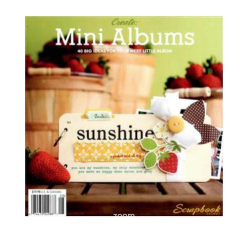 Create: Mini Albums Summer 3 Malaysia