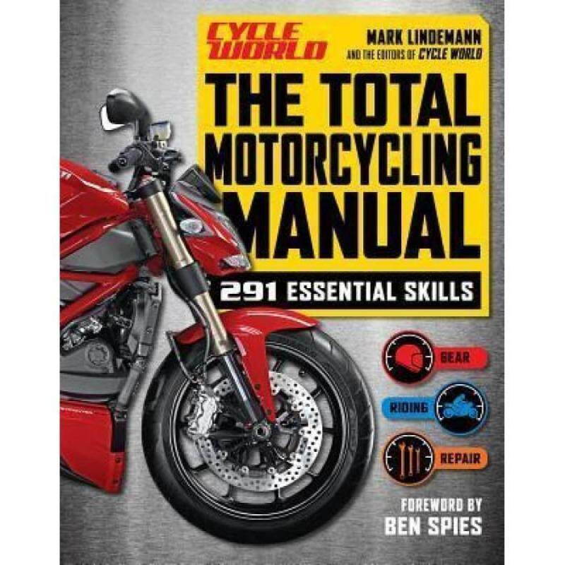 Cycle World: The Total Motorcycling Manual 9781616286071 Malaysia