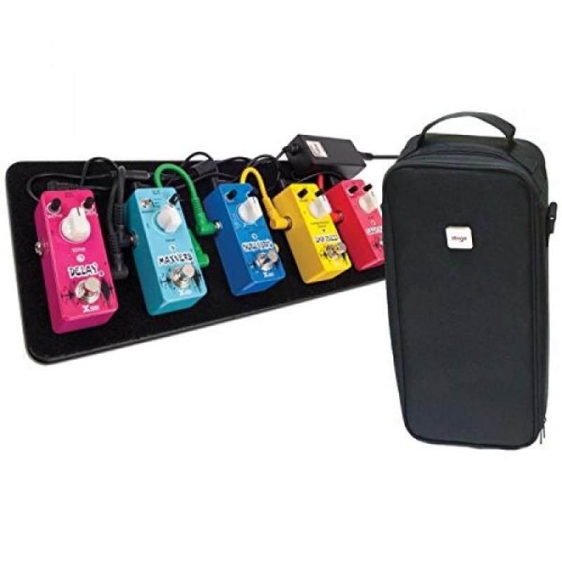 Diago Sprinter PB11 Ultra-Portable Soft Bag Pedalboard Malaysia