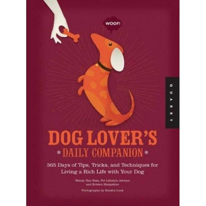 Dog Lovers Daily Companion 9781592537488 Malaysia