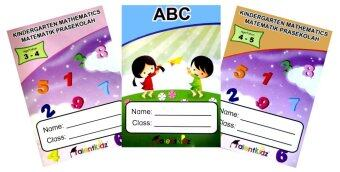 Harga Early Years Activity books