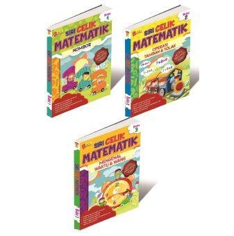 Edukid Publication Siri Celik Matematik 3 Copies