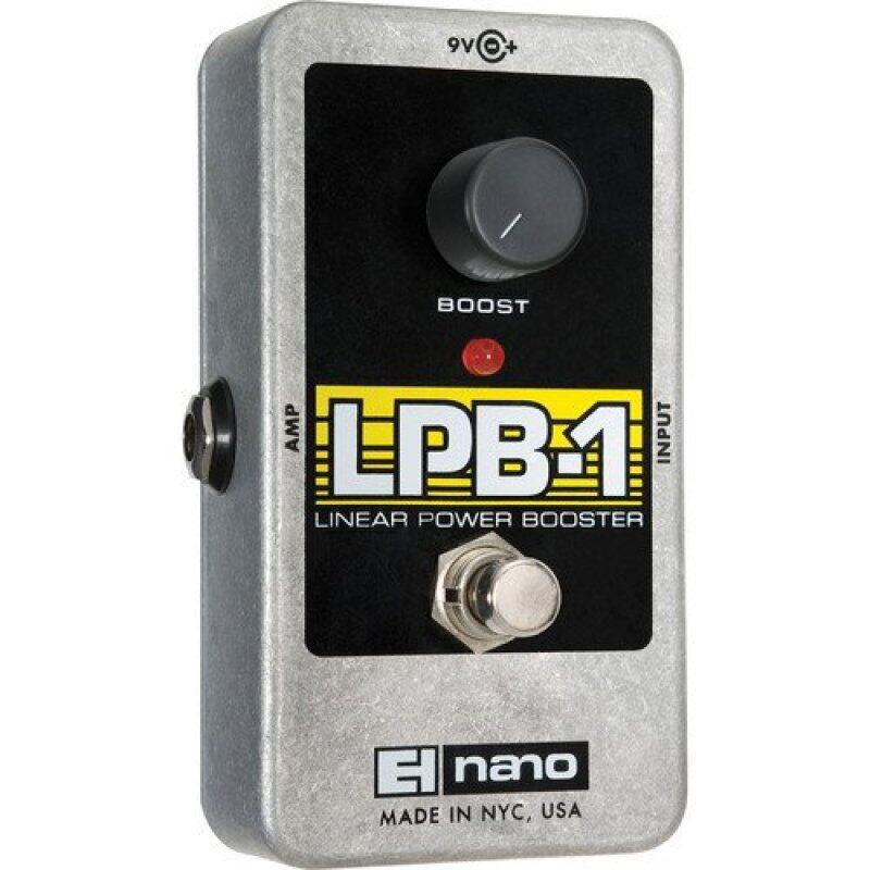 Electro-Harmonix LPB-1 Linear Power Booster Preamplifier Pedal Malaysia