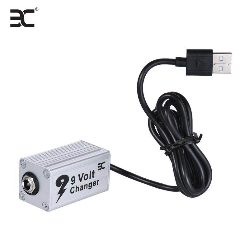 ENO EVC-1 Guitar Effect Power Supply Voltage Converter USB Booster 5V to 9V Usedfor 9V Guitar Effects Malaysia
