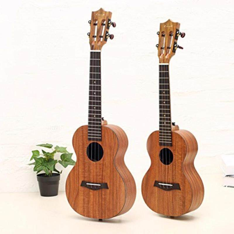 Enya EUT-X1 Tenor Ukulele 26 Inch Hawaii Concert Koa Ukulele With Classical Head Malaysia