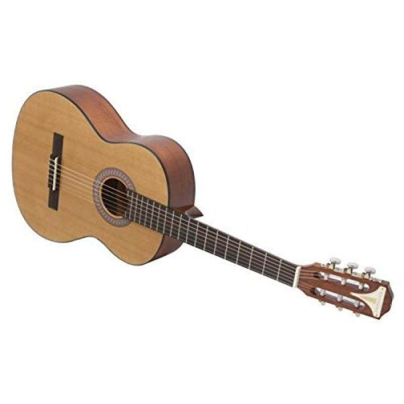 Epiphone Pro-1 Classic Nylon String Acoustic Classical Guitar System for Beginners, Natural Finish Malaysia