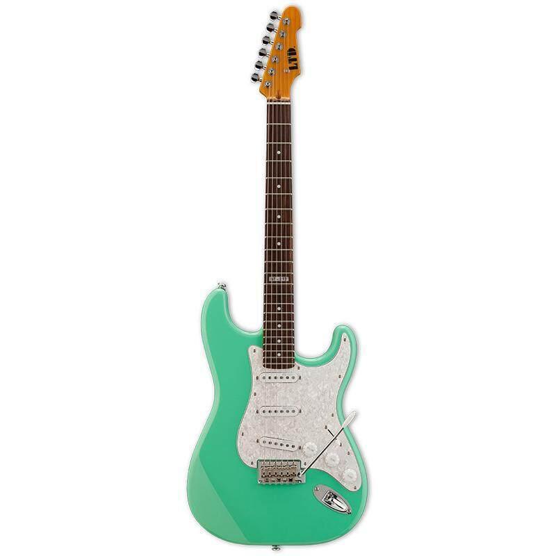 ESP LTD ST-213R SG Rosewood Seafoam Green Electric Guitar Malaysia