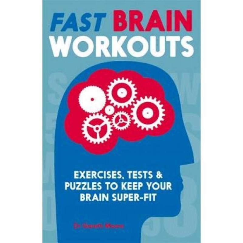 Fast Brain Workouts 9781782433149 Malaysia