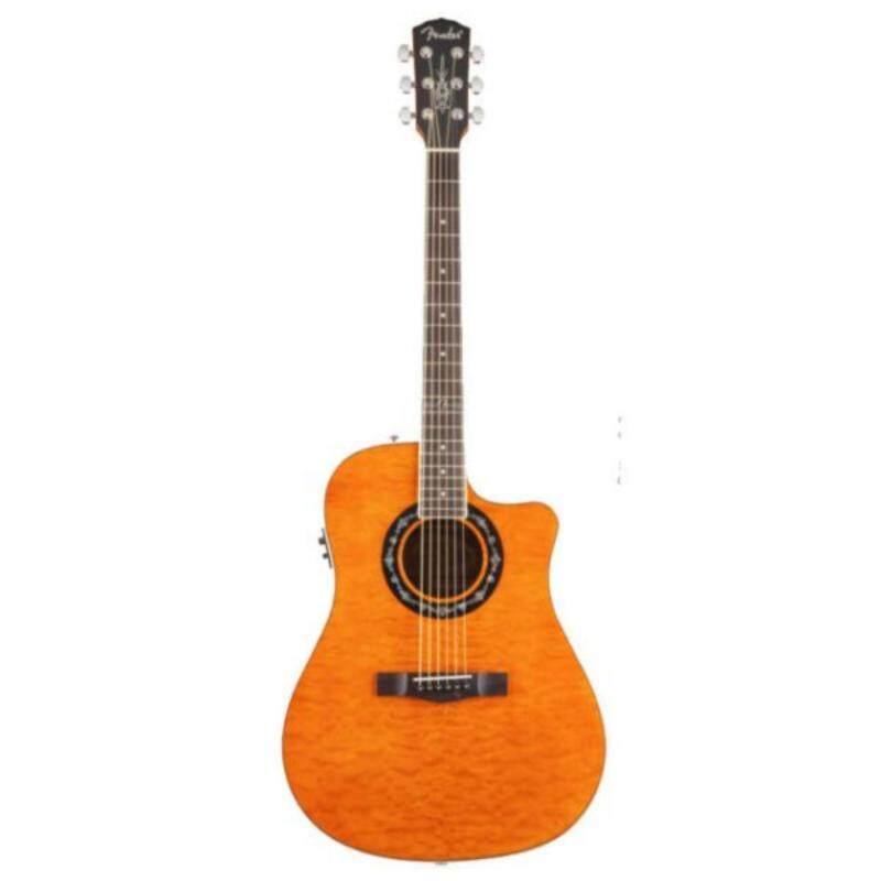 Fender California Series T-Bucket 300CE Acoustic-Electric Guitar (Sunburst) Malaysia