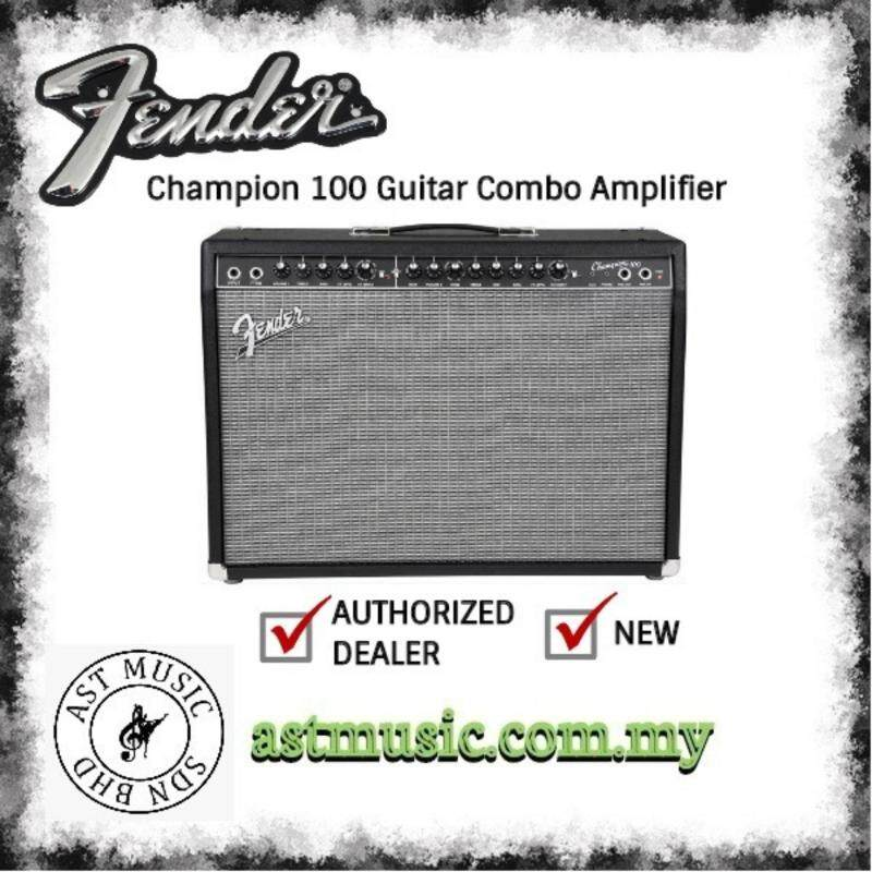 Fender Champion 100 Electric Guitar Amplifier Malaysia
