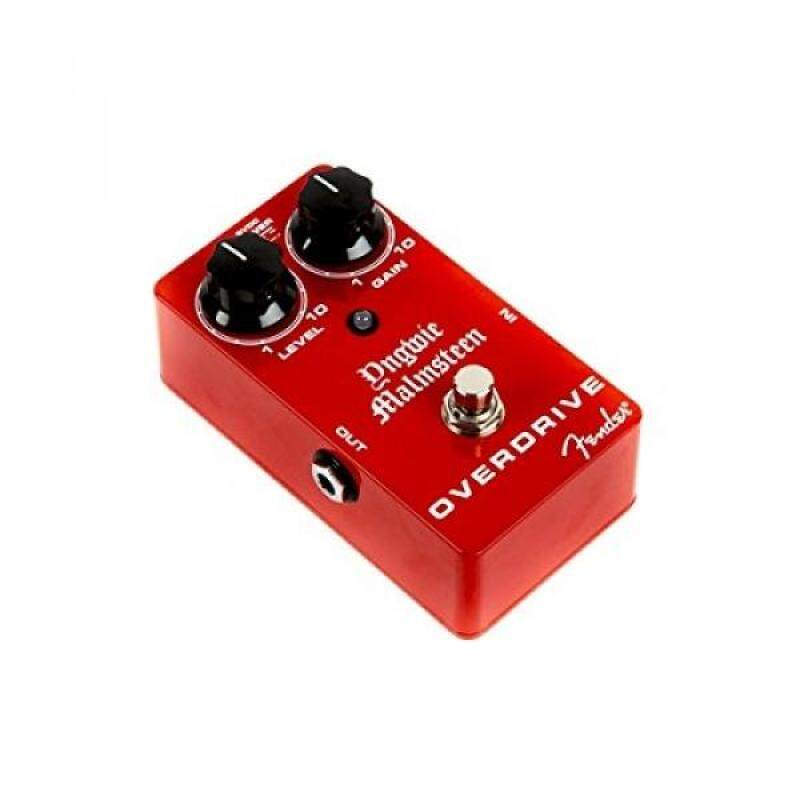 Fender Yngwie Malmsteen Overdrive Pedal Malaysia
