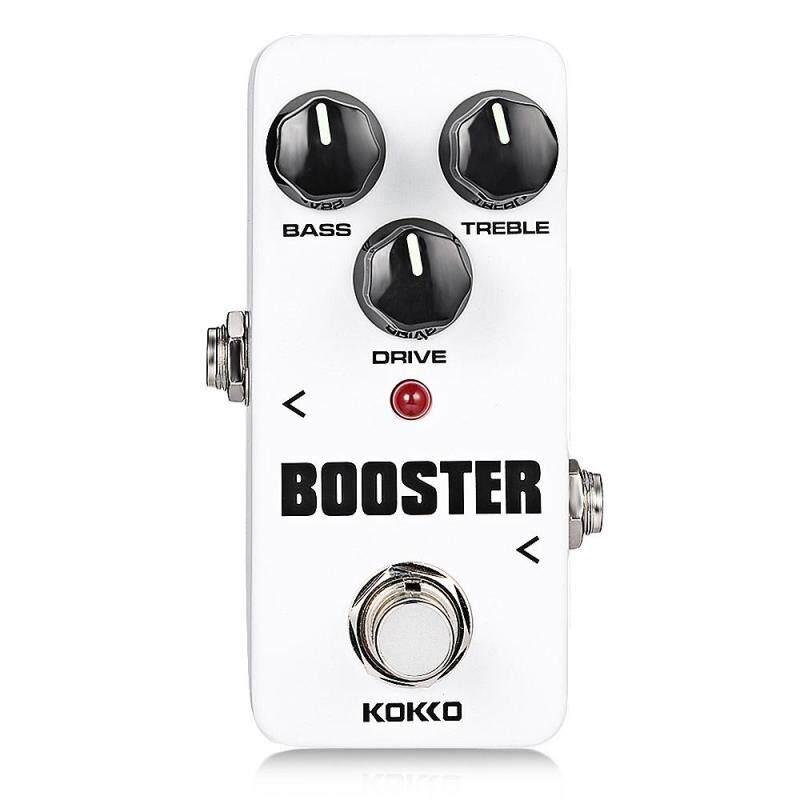 Flanger KOKKO Booster Pure Analog Circuit True Bypass Design Mini Guitar Effect Pedal Malaysia
