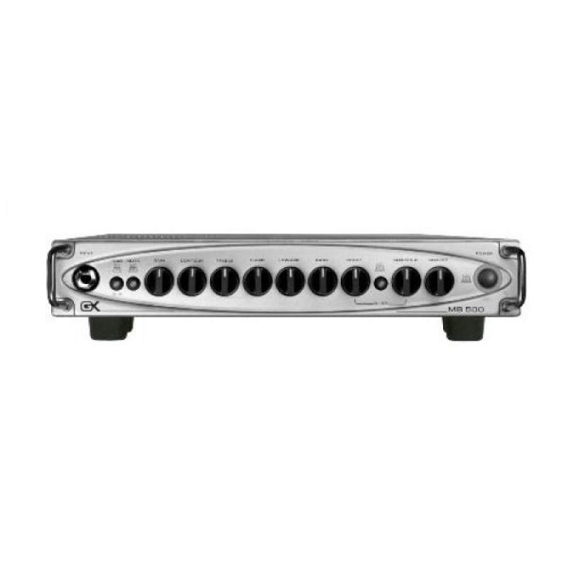 Gallien-Krueger MB 500 500 Watt Bass Amplifier Head Malaysia