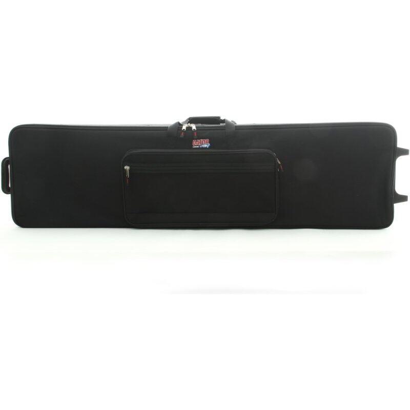 Gator Cases GK-88 SLIM Lightweight Keyboard Case with Wheels for Slim 88-Key Keyboards Malaysia