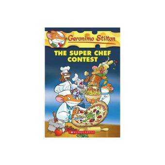 Harga Geronimo Stilton #58: The Super Chef Contest