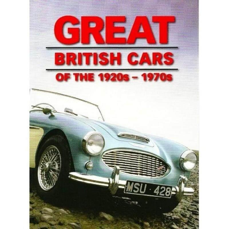 Great British Cars 9780753730423 Malaysia