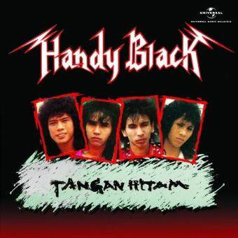 Handy Black: Tangan Hitam (CD)
