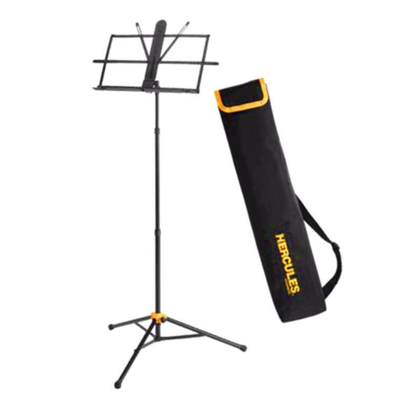 Hercules BS118BB 3-Section EZ Grip Music Stand with Bag Malaysia