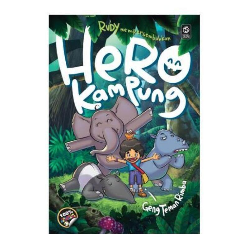 Hero Kampung: Geng Teman Rimba 9789674115098 Malaysia
