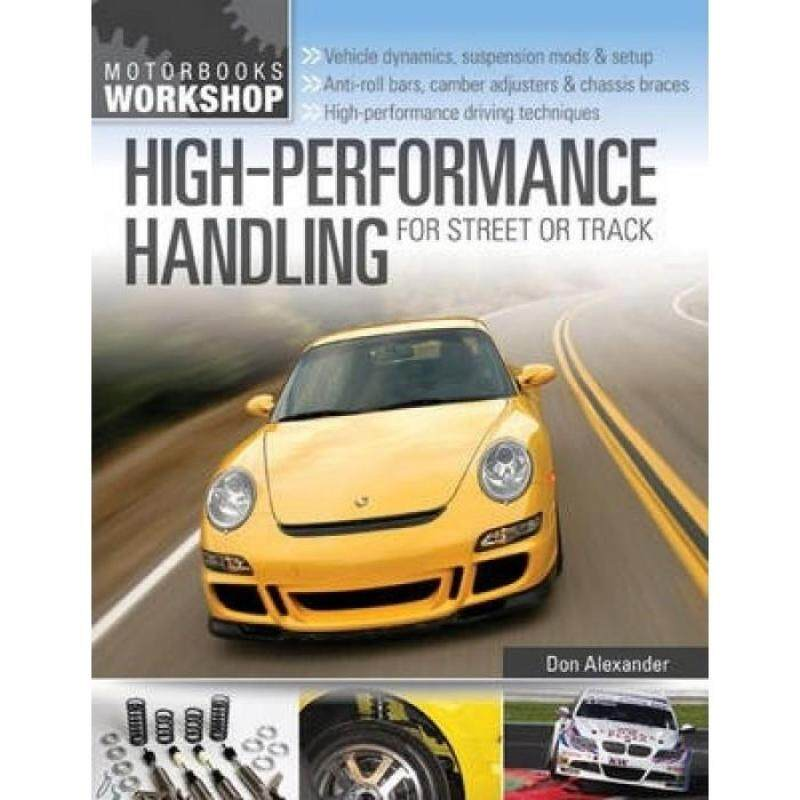 High-Performance Handling For Street or Track 9780760339947 Malaysia