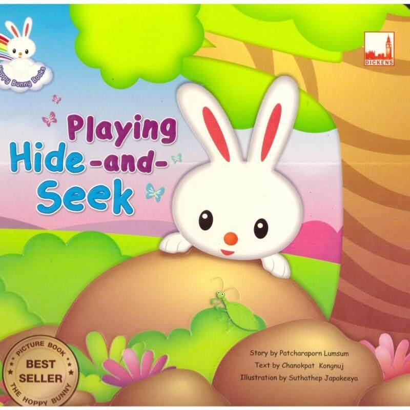 Hoppy Bunny Books: Playing Hide-and-Seek Malaysia