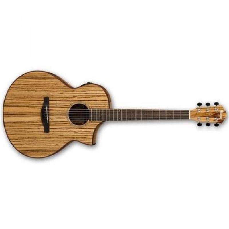 Ibanez Exotic Wood AEW40ZW-NT Acoustic-Electric Guitar Natural Malaysia
