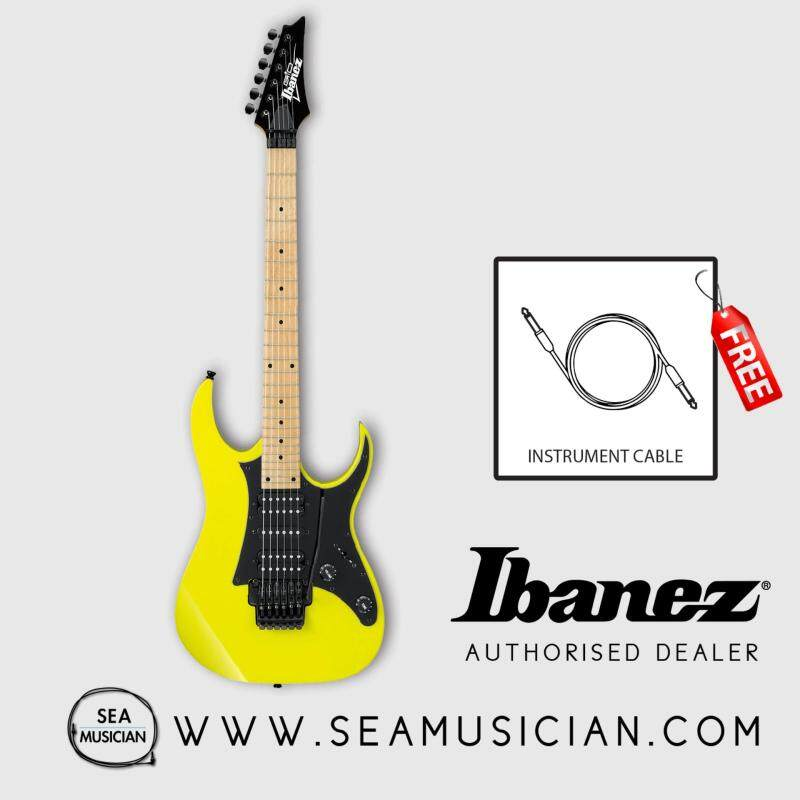 IBANEZ GRG250M GIO SERIES ELECTRIC GUITAR WITH FREE INSTRUMENT CABLE - YELLOW Malaysia