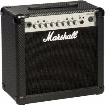 Harga Marshall MG15CFX 4-Channel Solid-State Combo Amplifier