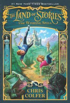 Harga The Wishing Spell (The Land of Stories, #1)