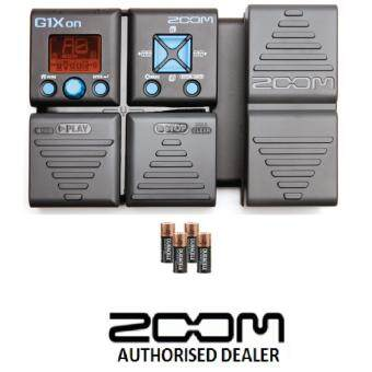 Harga Zoom G1Xon Guitar Multi-Effects Processor (G1-Xon)