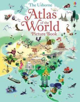 Harga Atlas of the World Picture Book