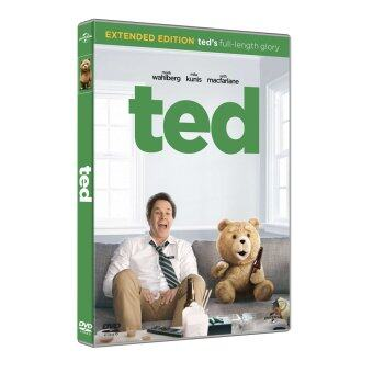 Harga Ted Extended Edition (DVD)