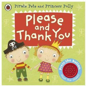Harga Pirate Pete Princess Polly: Please & Thank You