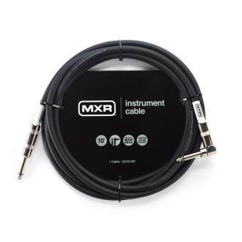 Harga Dunlop DCIS10R MXR Instrument Guitar Cable 10FT Right Angle