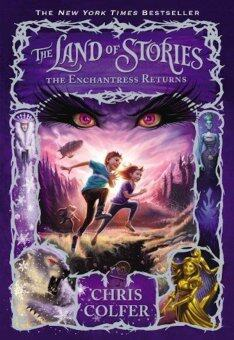Harga The Enchantress Returns (The Land of Stories, #2)
