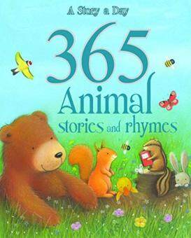 Harga 365 Animal Stories and Rhymes