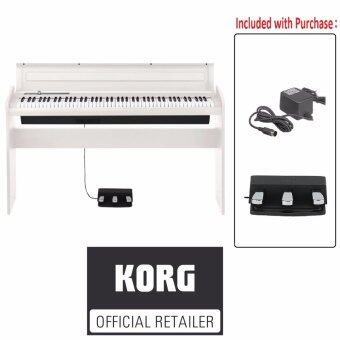 Harga Korg LP-180 Digital Piano White (LP180)