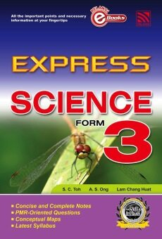 Harga Express Science Form 3 (eBook)