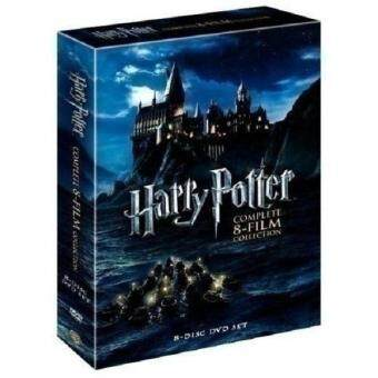 Harga Harry Potter - Complete 8-Film Collection DVD, 2011, 8-Disc Box Set