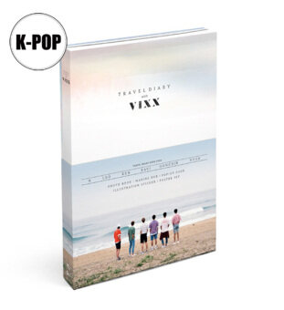 Harga VIXX [2016 TRAVEL DIARY WITH VIXX] Photobook