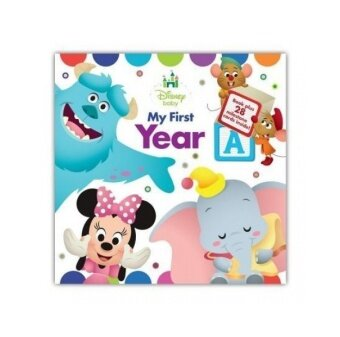 "Harga Disney Baby My First Year: Record and Share Baby's ""Firsts"""