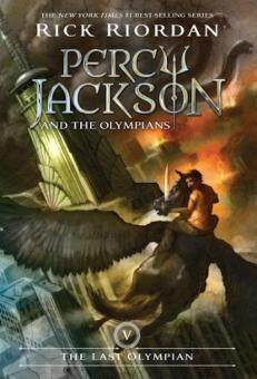 Harga The Last Olympian (Percy Jackson and the Olympians, Book 5)