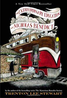 Harga The Extraordinary Education of Nicholas Benedict (The Mysterious Benedict Society)