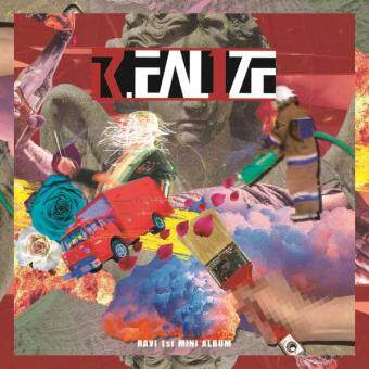 Harga [Limited Quantity] VIXX : RAVI-Mini Album Vol.1[R.EAL1ZE]