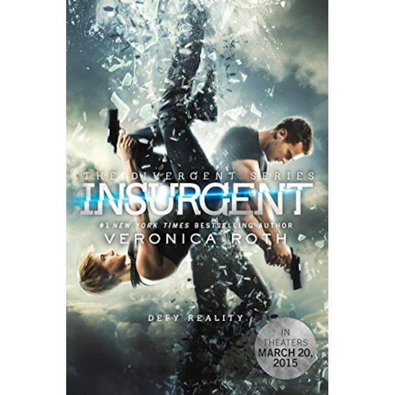 Insurgent Movie Tie-in Edition (Divergent Series) Malaysia